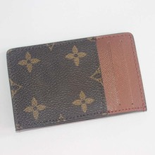 hot sale men business card holder real leather 2014 brand credit card case promotion hot sale men women card holder