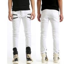 2016 Hot Sale pants Slim stretch balmans mens jeans product biker jeans famous brand men balmaied jeans men,Free Shipping(China (Mainland))