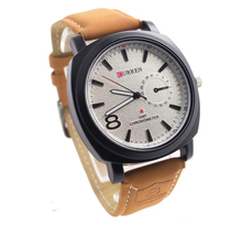 Original Curren Business Man Quartz Watch fashion military Army Vogue Sport Casual Wristwatch quality Relogio Masculino Male XXZ