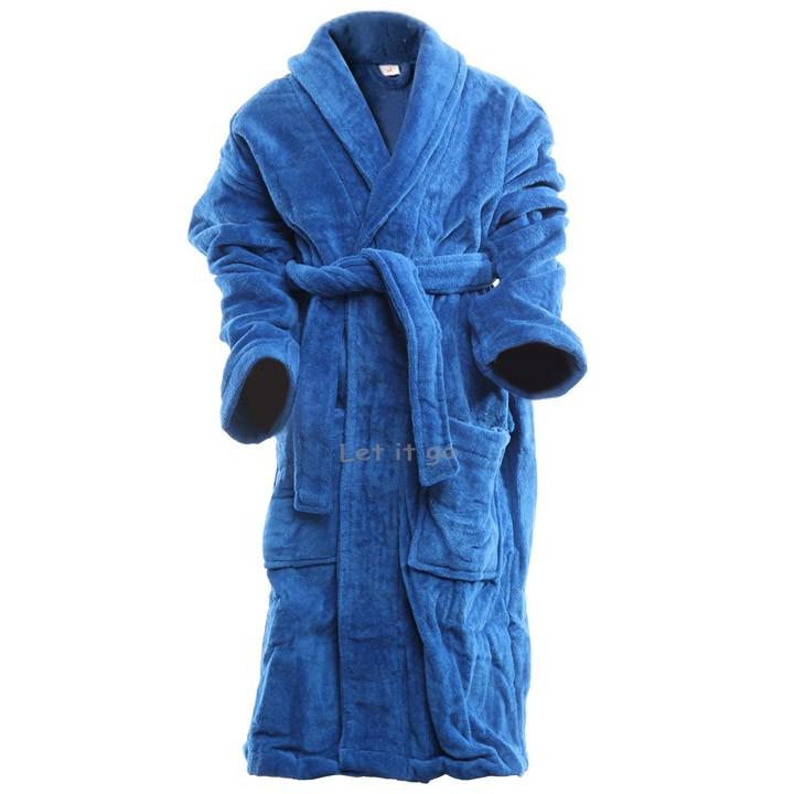 Free shipping 2014 new baby girl/boy Cotton Pajamas Terry Bathrobes Robe kids soft Bath towel 2color#10(China (Mainland))