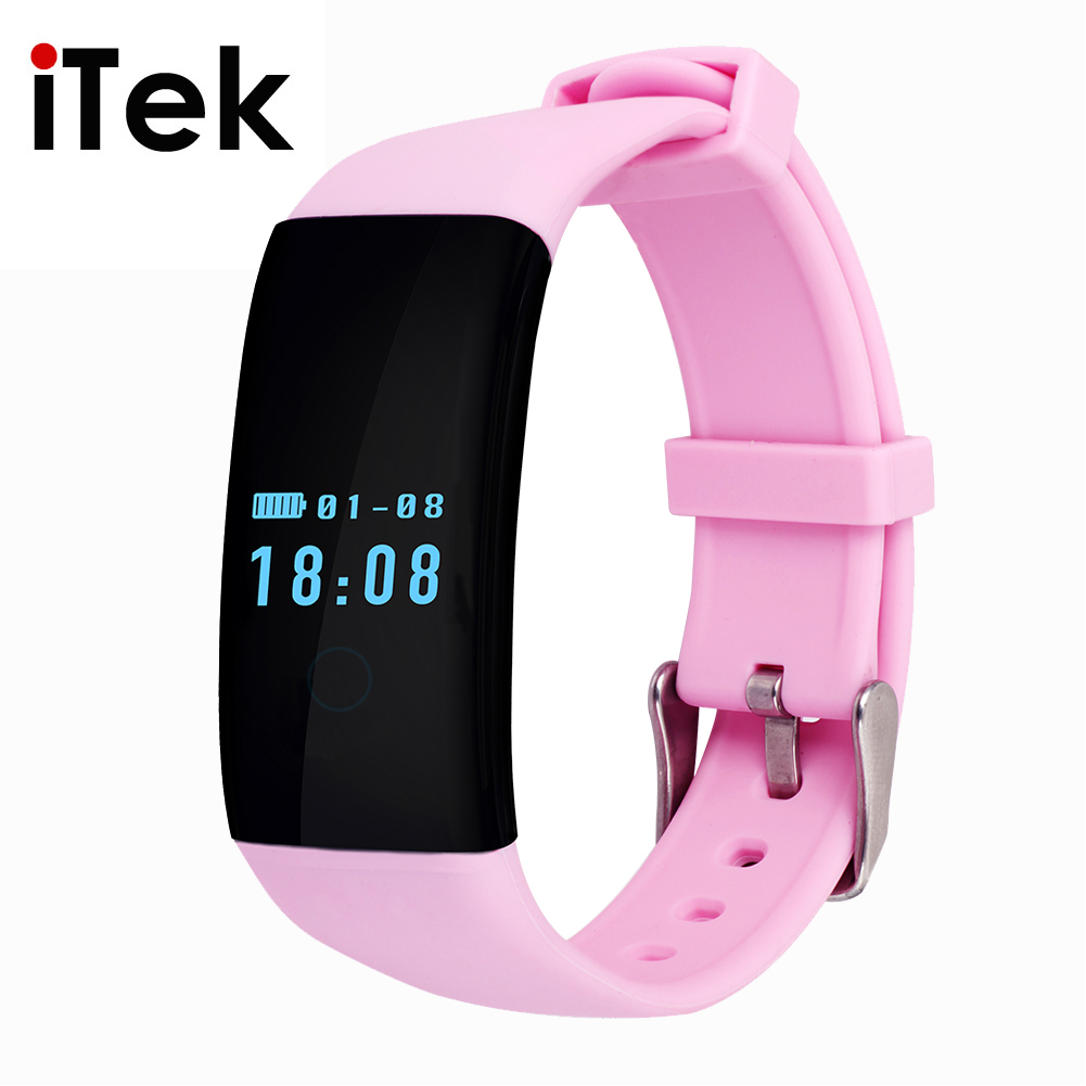 TK04 Bluetooth4.0 Fit Bit Smart Wrist Band Inteligente Bracelet with Heart Rate Monitor for iOS&Android Better than fitbit(China (Mainland))