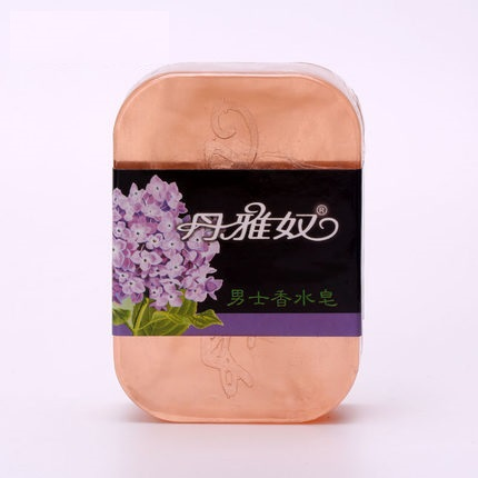 The man perfume soap 130g accuse oil soap bath soaps man Cologne quality goods M10(China (Mainland))