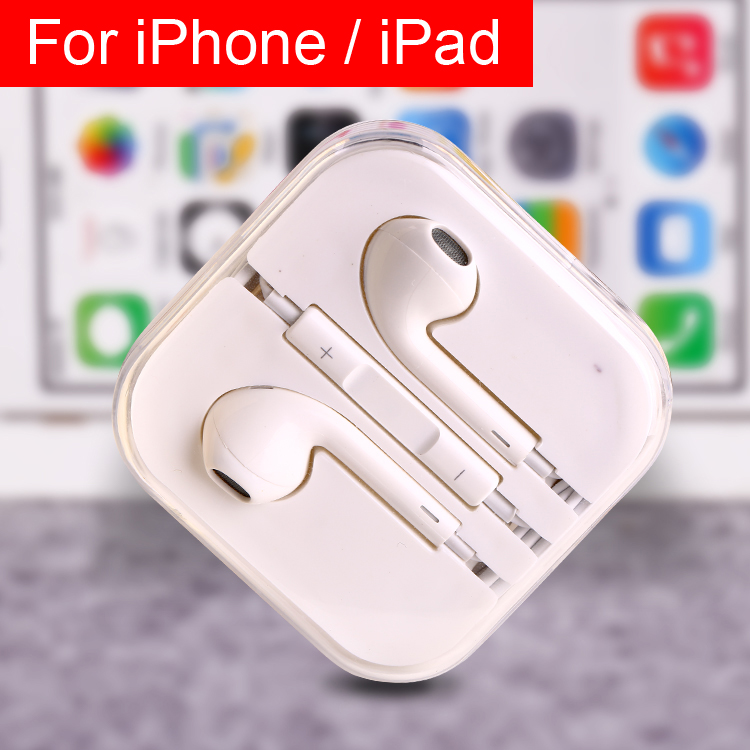 Hot Selling 2015 New High Quality 3.5mm In Ear Earphone Earbud For iPhone 4s 5 5s For Samsung Headphone Headset Birthday Gift <br><br>Aliexpress