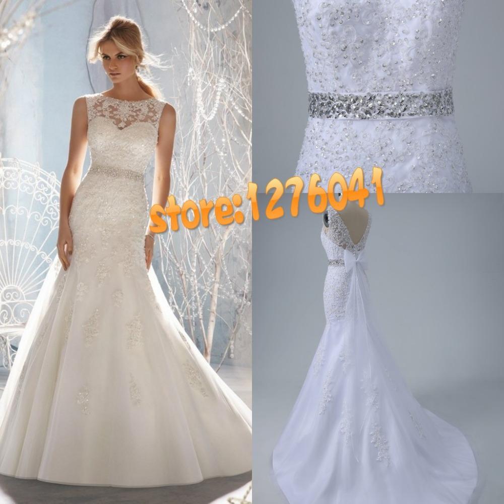 Buy 2015 elegant a line long wedding for Buy back wedding dresses