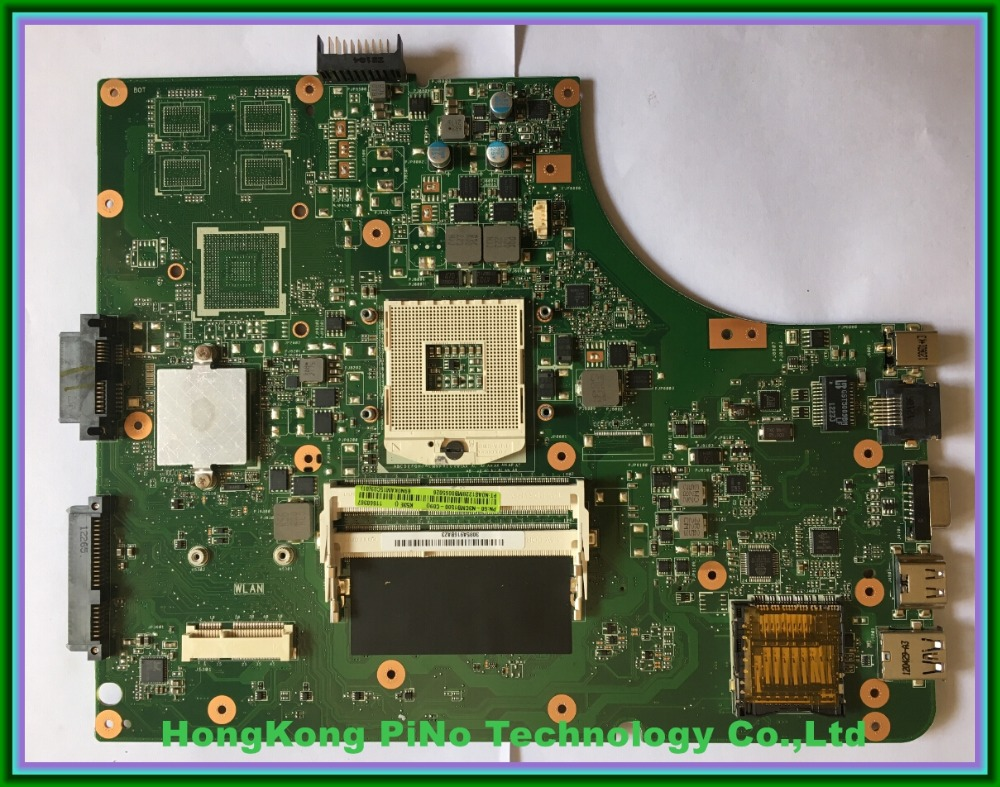 Free Shipping K53E motherboard For Asus K53E laptop motherboard 60-N3CMB1500-C09 fully tested(China (Mainland))
