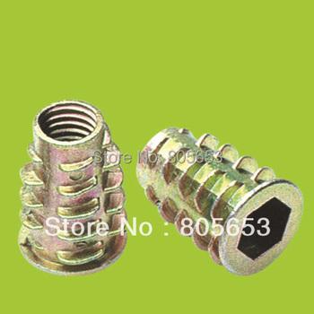 wholesales M8*20 zinc plated nut zinc alloy nut (NZ2512)