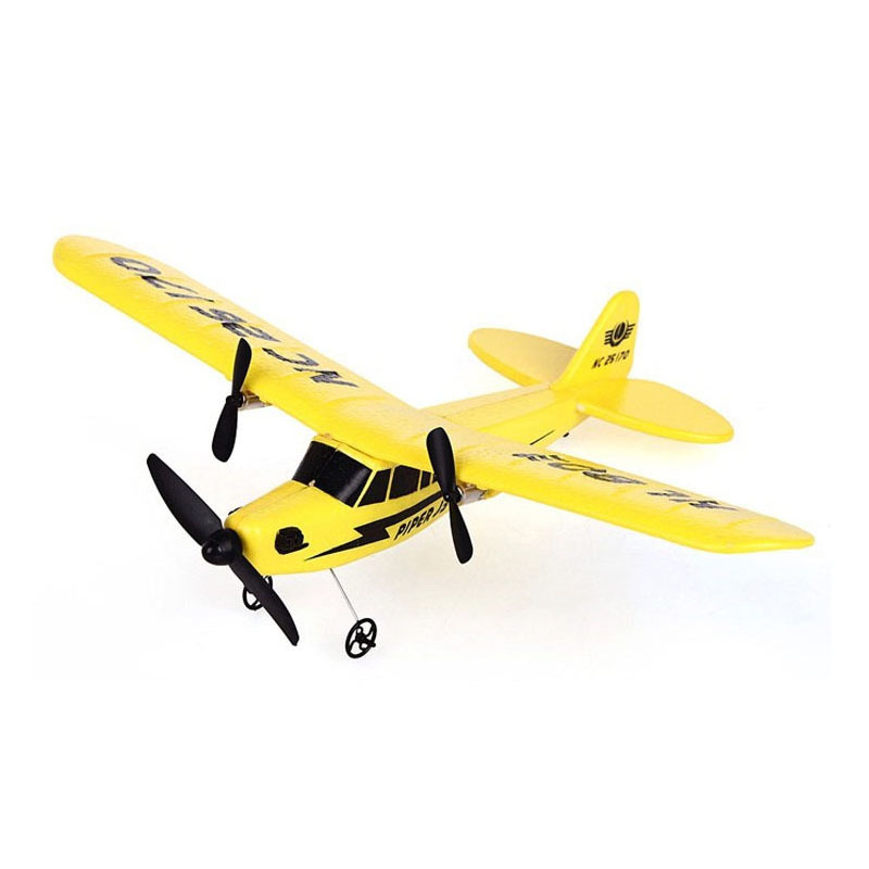 2.4G remote control airplane HL803 remote control glider remote control drones fixed-wing aircraft birthday gift free shipping(China (Mainland))