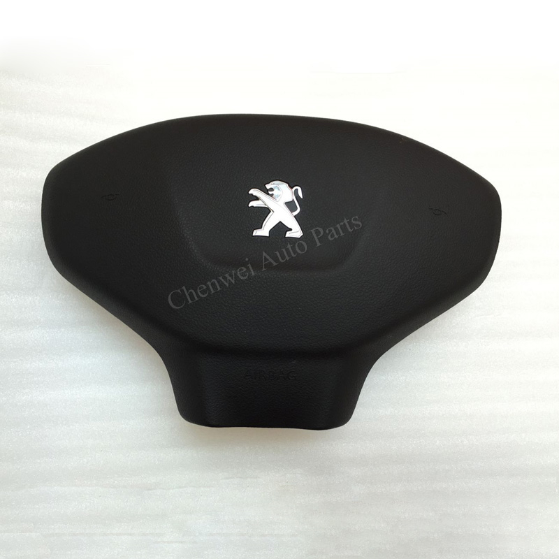 SRS Airbag Covers For Peugeot 301 Steering Wheel Airbag Cover Free Shipping !