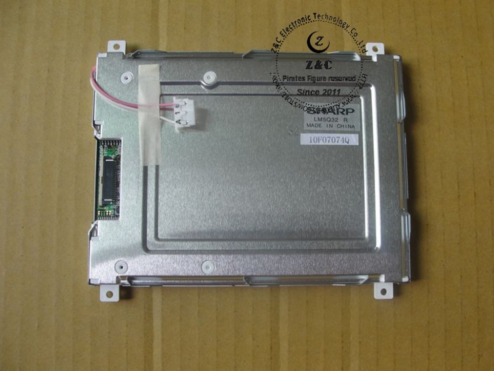 LM5Q32 LM5Q32R Brand New Original 5 inch 320*240 Color STN LCD Screen Panel by SHARP(China (Mainland))