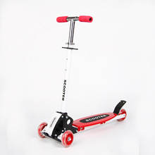 Buy Free Foldable Child Scooter, 3 Wheels Folding Kids Scooter, children kick scooters foot scooters for $129.98 in AliExpress store
