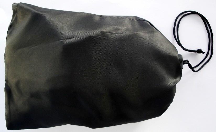 F05653-3 OEM Universal Storage Bag Black for GoPro HD Hero 1 2 3 SUPTIG Accessories(China (Mainland))