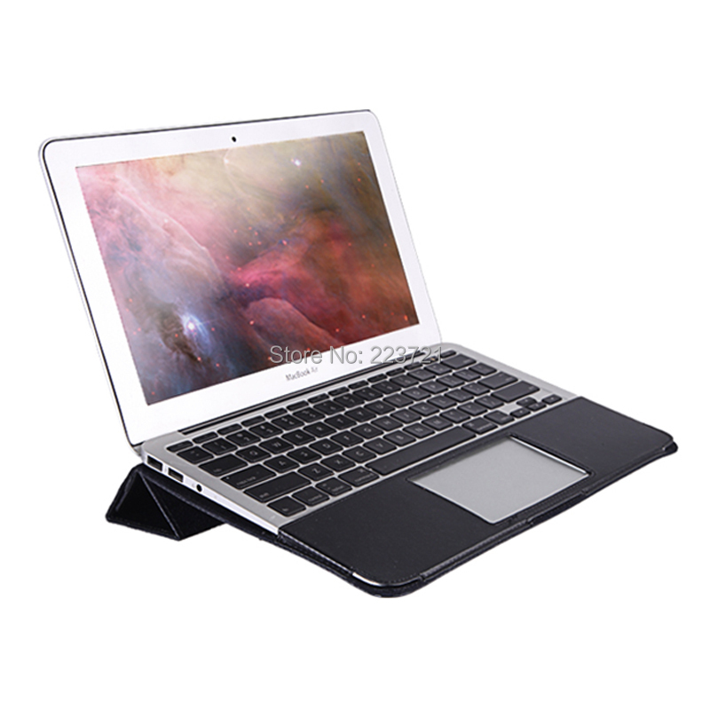 Free shipping Laptop Case for macbook air pro retina 11.6/13.3/15.4inch multifunction Laptop Stand(China (Mainland))