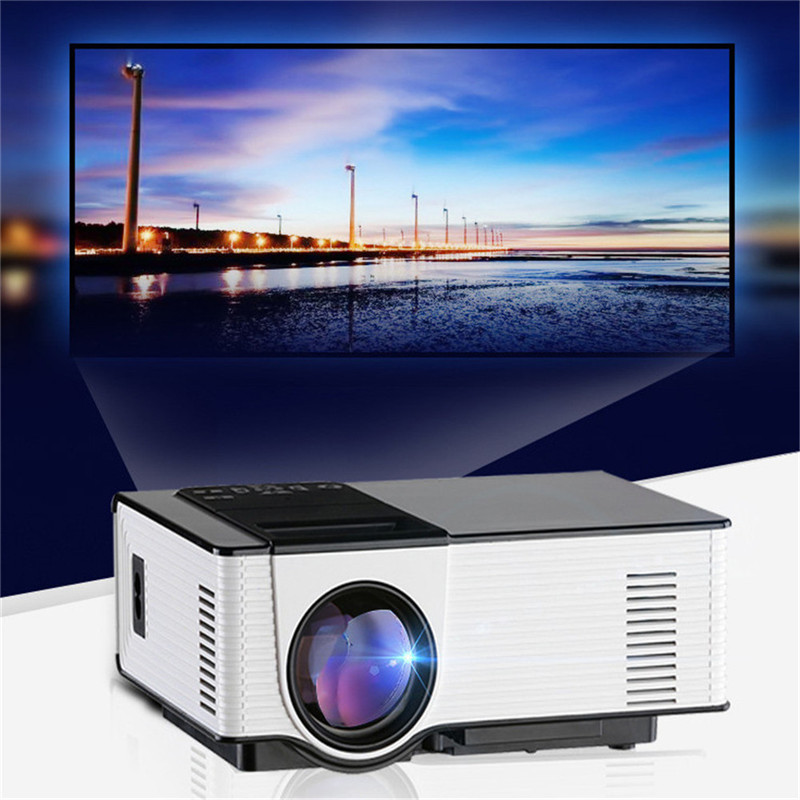 1500 lumens visiontek vs314 mini projector 1080p digital for Small projector with high lumens
