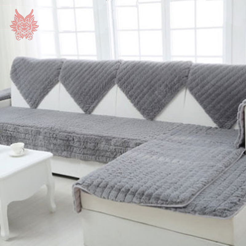 Buy modern style pink camel white grey for Canape sofa cover
