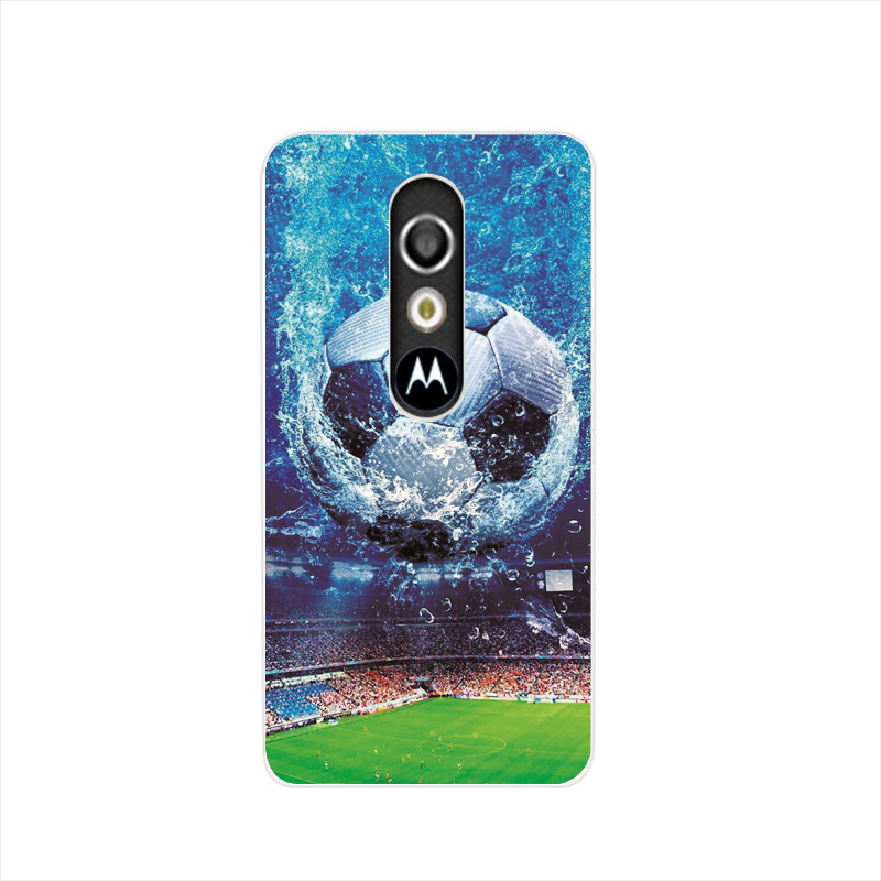 06034 Fantasy Football Stadium housing Cover cell phone Case for Motorola Moto G3 G 3rd Gen Generation(China (Mainland))