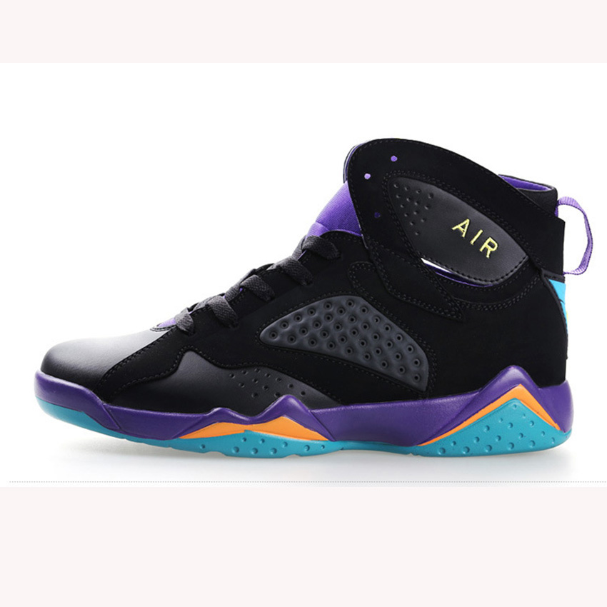 Free Shipping Non-slip Wearable Lover's Fashion Basketball Shoes Outdoor Breathable Traning Shoes Size 35-44 WN 69(China (Mainland))