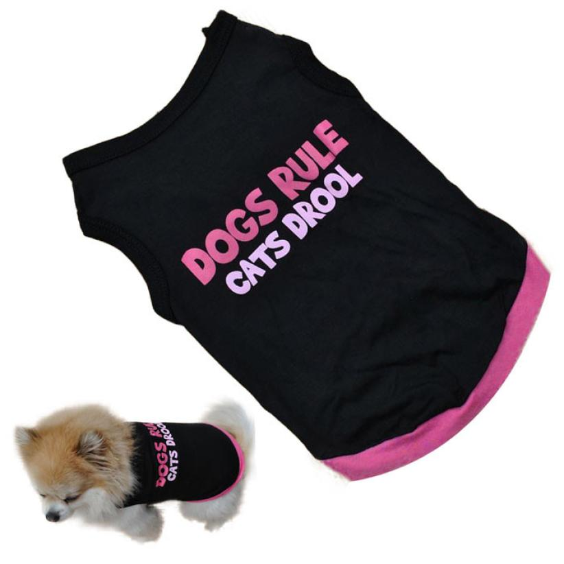 Cheap pet dog clothes small summer autumn dog clothing dog - Dog clothes for chihuahuas ...