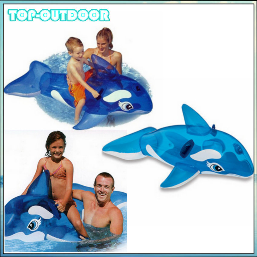 Inflatable Baby Children Kids Blue Whale Float Seat Boat Mattress Swimming Ring Raft Tube Swimming Laps Water Pool Sports Game(China (Mainland))