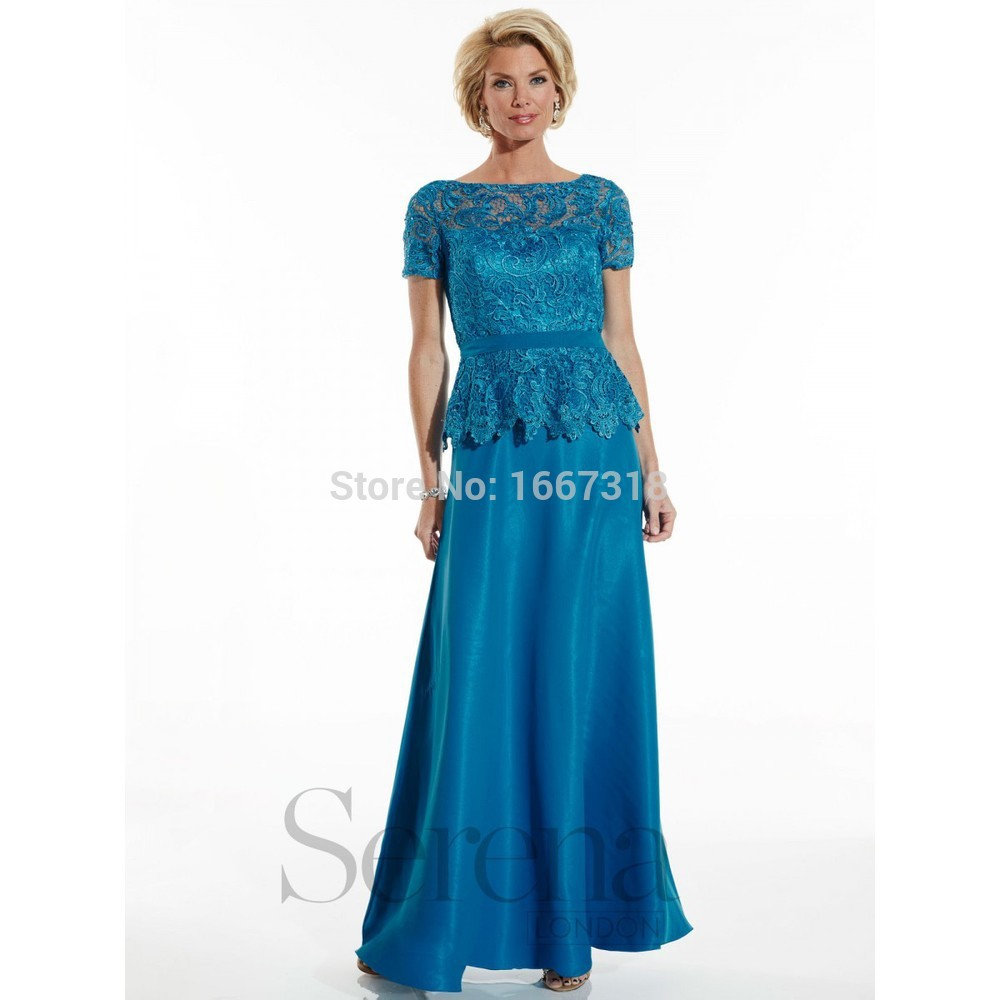 A Line Mother Of The Bride Dresses - Wedding Guest Dresses