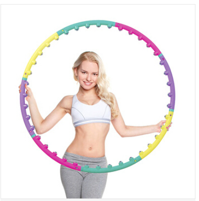 NEW magnet fitness hula hoop massage hoops hula-hoop for children kid bodybuilding for women hoops(China (Mainland))