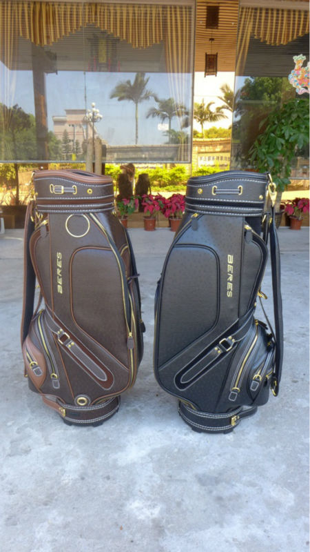 Free Shipping! golf bag Newest Cart Golf Ball Bags for Man(China (Mainland))