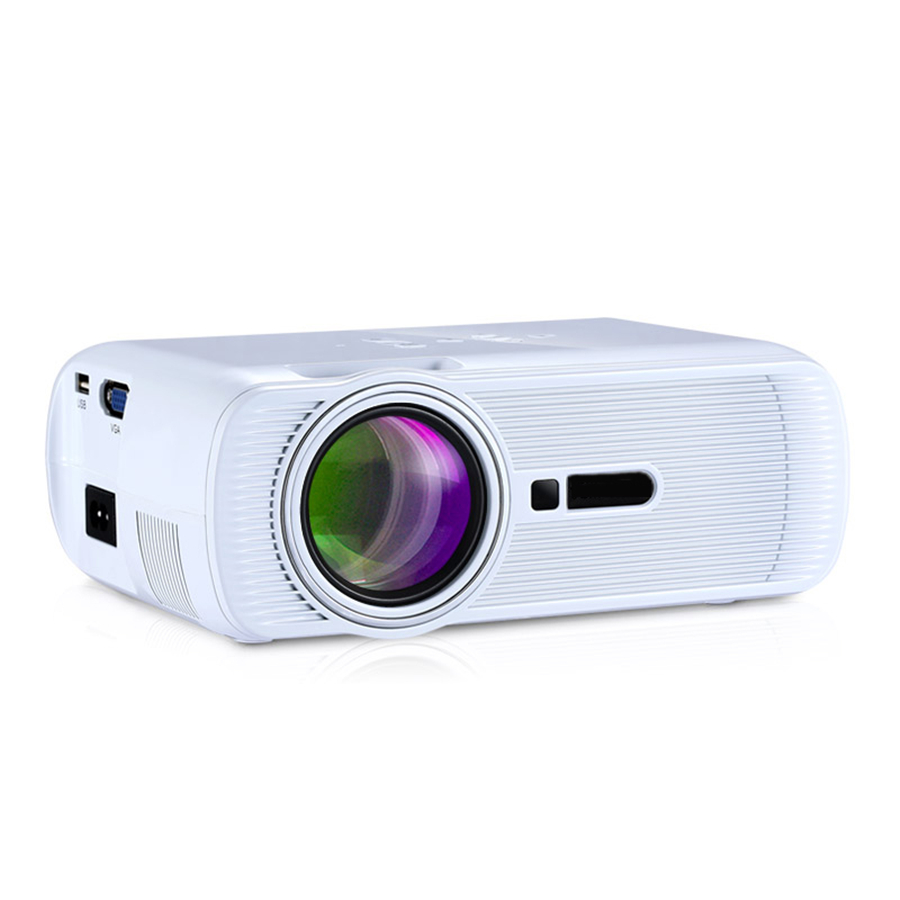 2016 GE80 3d led mini projector 1080p full hd home theater projetor video lcd proyector portable pico pocket micro beamer(China (Mainland))