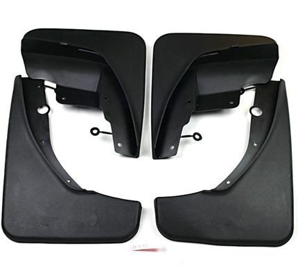 Front Rear Mud Flaps Splash Guards Mugguards Set JEEP GRAND CHEROKEE 2011 2012 2013 2014