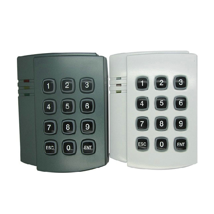 Button Type Of Card Reader, RFID Proximity Door Access Control System Entry Door Lock EM Keypads Access Control E-44<br><br>Aliexpress