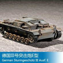 Buy trumpeter 1 72 German Sturmgeschutz 3 Ausf. E 07258 B2 for $25.16 in AliExpress store