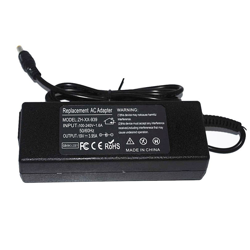 Hot-sale High Quality 75W 12mm Pin AC Adapter Power Supply Charger Cord Adapter For Toshiba Satellite laptop 1 PC<br><br>Aliexpress