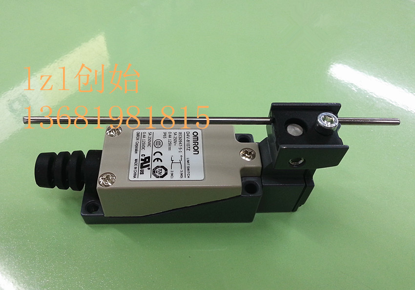 Genuine new original OMRON Omron limit switch / limit switch D4V-8107Z<br><br>Aliexpress