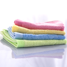 25X25cm Solid Color Square Bamboo Towels For Adults Bathroom Face Hair Golf Cooling Bamboo Towel Sale Quality Hand Bath Towel(China (Mainland))