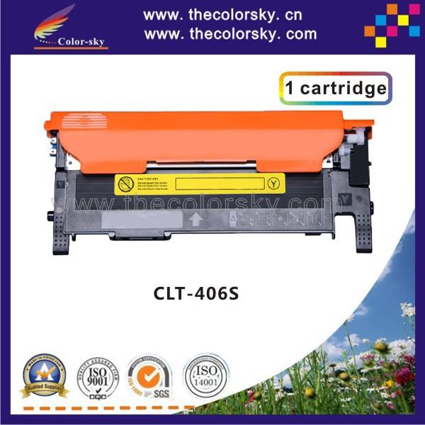 (CS-S406) Color compatible toner cartridge For CLT-K406S CLT-406S CLP-362 CLP-363 CLP-364 CLP-367W CLP-367 (1.5k/1k pages)<br><br>Aliexpress