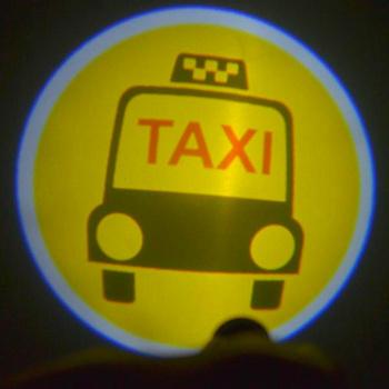 LED Car Door Logo Laser Projector Light LED Welcome Light  Laser light of car door light High