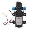 2016 Hot DC 12V 60W High Pressure Micro Diaphragm Water Pump Automatic Switch 8m Range 5L