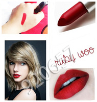 High Quality 1PC Lipstick rouge Moisture Matte Color Waterproof Lipstick Long Lasting Nude lip stick lipgloss Free Shipping