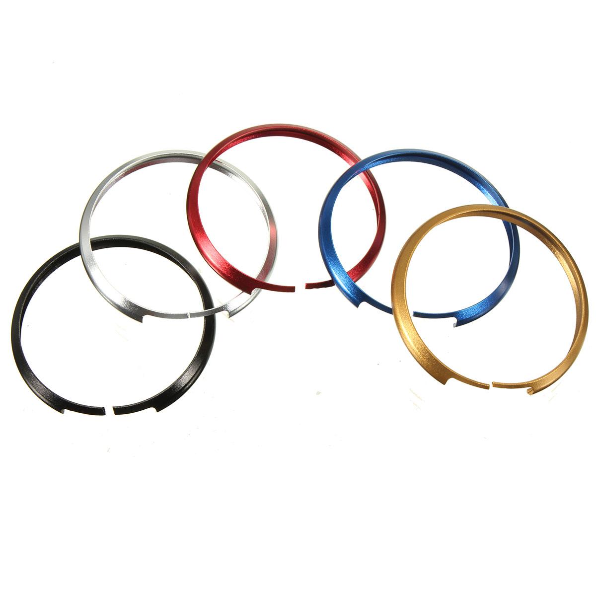 2015 New Aluminum Alloy Remote Key rings Decorative Ring Trim for MINI Cooper for JCW R55 R56 R57 R58 R59 R60<br><br>Aliexpress