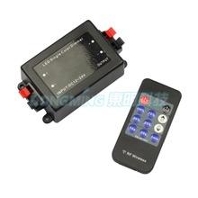 rf wireless LED remote controller Dimmer Controller 8A 192W DC12V-24V 11key Remote Single Color Strip - Shenzhen Topled Lighting Co., Ltd store