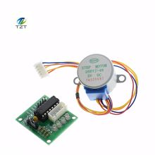 Buy 10LOTS 28BYJ-48-5V 4 phase Stepper Motor+ Driver Board ULN2003 Arduino 10xStepper motor +10x ULN2003 Driver board for $15.98 in AliExpress store