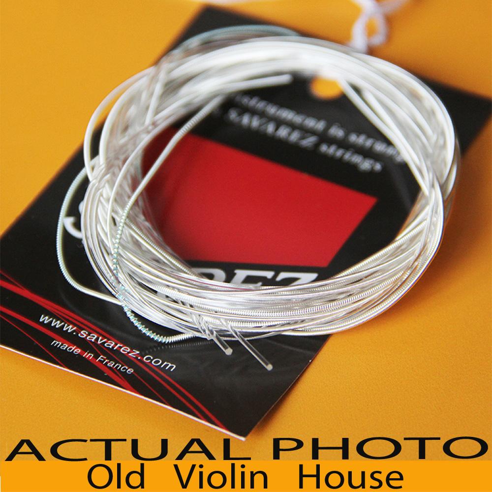 Savarez 500CJ Classical Guitar Strings, Full Set ,Nylon ...