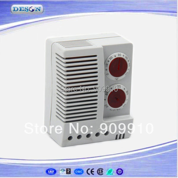 and Humidity Controller , Hygrostat and Thermostat Connect of Heater