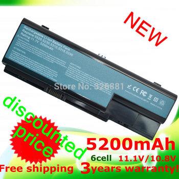 5200mAh laptop battery for Acer Aspire 5520 5520G 5530 5710 5715Z 5720 5739 5920 5920G 5930 AS07B31 AS07B32 AS07B41 AS07B42