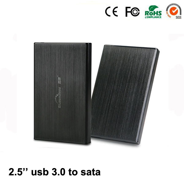 2.5 enclosure hdd case 2.5 sata usb hdd box caja disco duro externo 2.5 usb 3.0 usb hdd case hd enclosure 2.5 hdd case usb 3.0(China (Mainland))