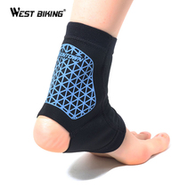 Ankle Support Cycling Sports Soccer Basketball Badminton Pesas Para Tobillos Brace Ankle Guard Sprain Protector Ankle Supports(China (Mainland))
