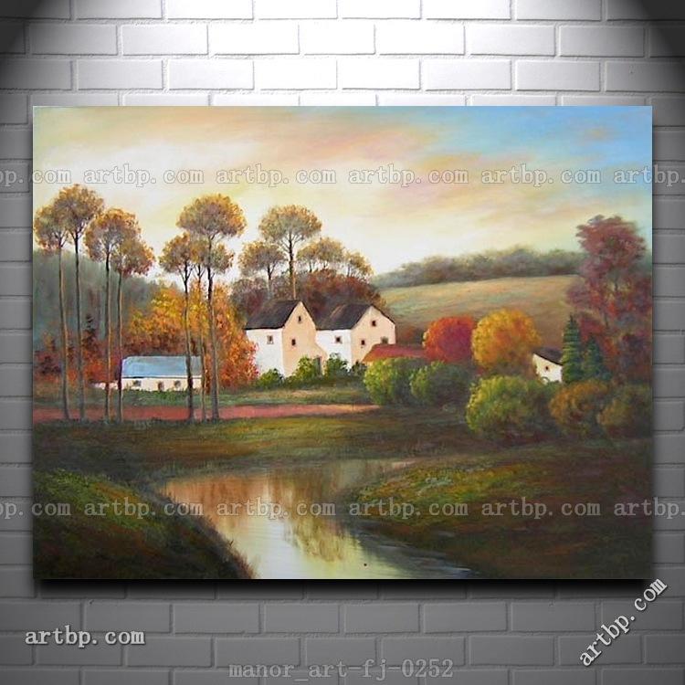 Online kopen wholesale hedendaagse landschap kunstenaars uit china hedendaagse landschap - Eigentijdse landscaping ...