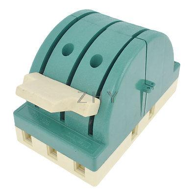 HK1D AC 380V 63A 3-Poles Double Knife Switch Opening Load Switch(China (Mainland))