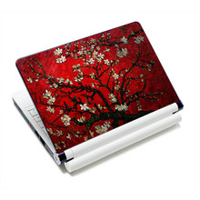 "Buy Red Cherry tree 12"" 12.6"" 13"" 13.3"" 14"" 14.1"" 14.4"" 15"" 15.4"" Notebook Laptop Skin Netbook Sticker Cover Decel for $6.11 in AliExpress store"