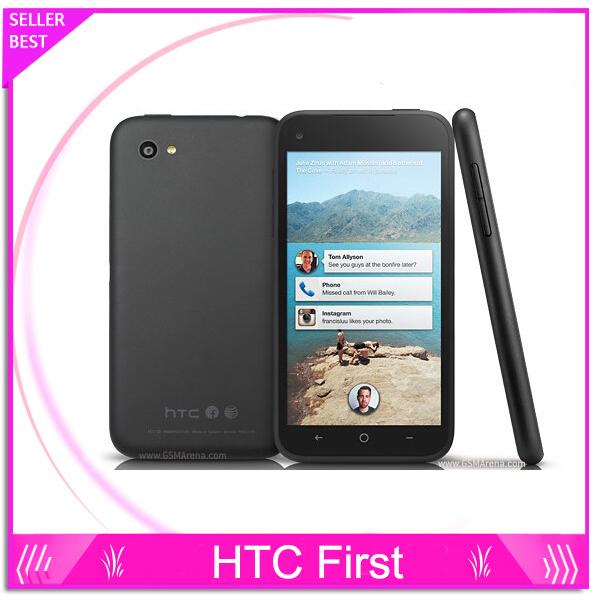 "Original HTC First Mobile Phone Dual-Core 4.3"" Screen16GB ROM 1GB RAM 5MP 1080P 3G GPS WIFI Factory Unlocked(China (Mainland))"