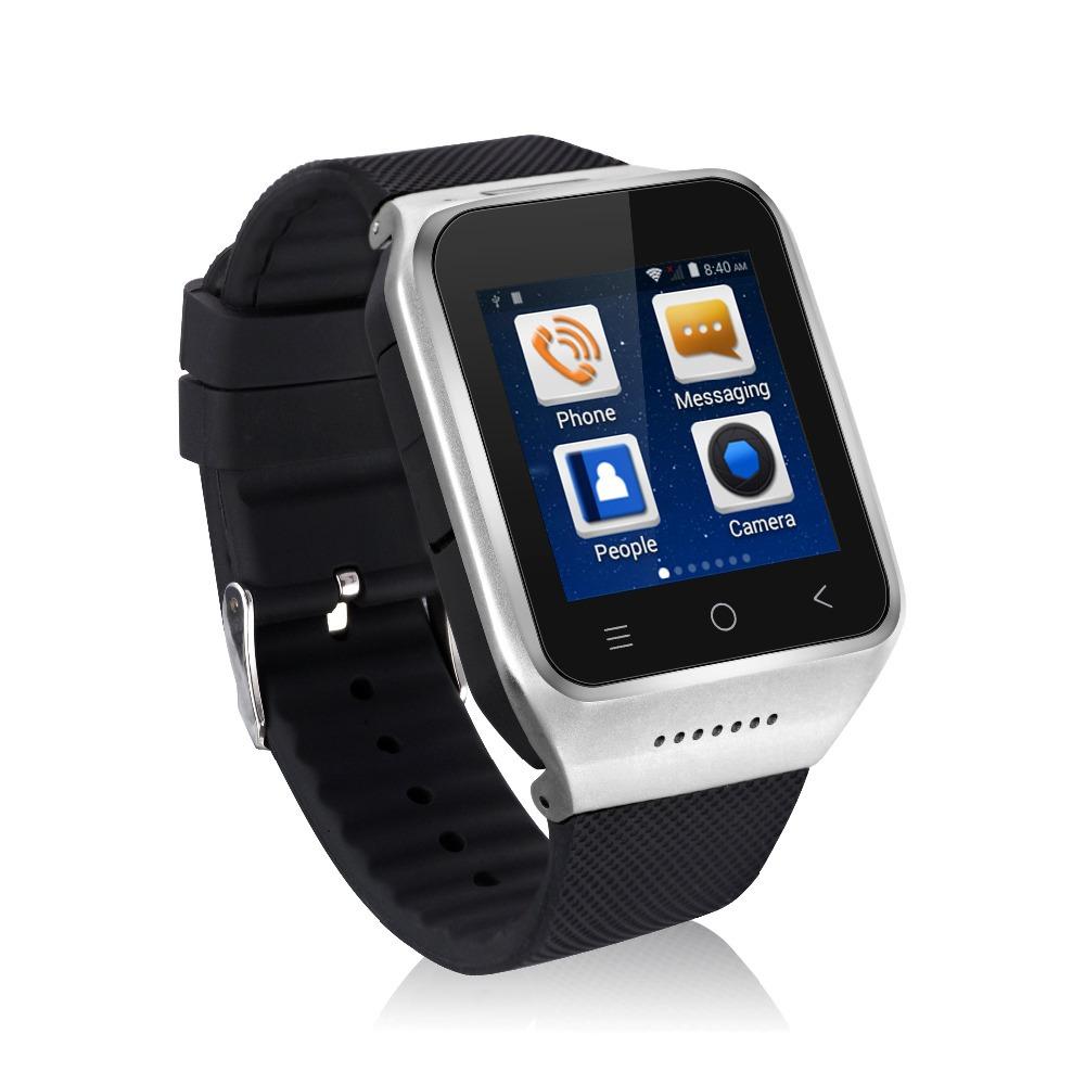 ZGPAX S8 Android 4.4 Smart Watch MTK6572 SmartPhone ...