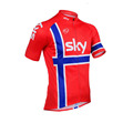 Hot 2016 Team sky pro cycling jersey bike quick dry 100 Polyester Maillot Ropa Ciclismo cycle